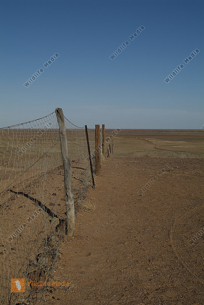 Australia, Dingo Fence