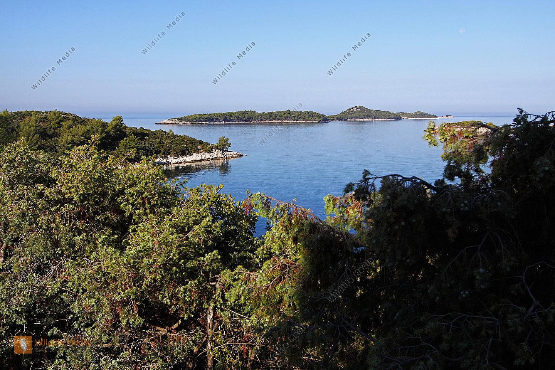 Meerlandschaft Kortcula