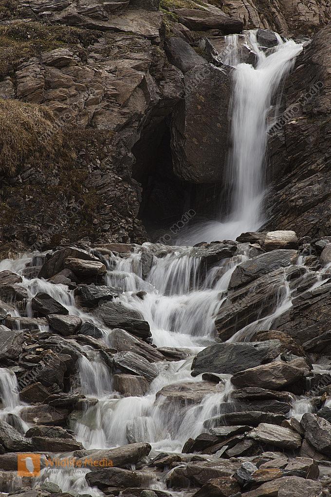Nassfeld Wasserfall