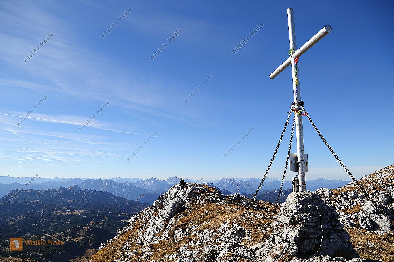 Großer Ebenstein Gipfel