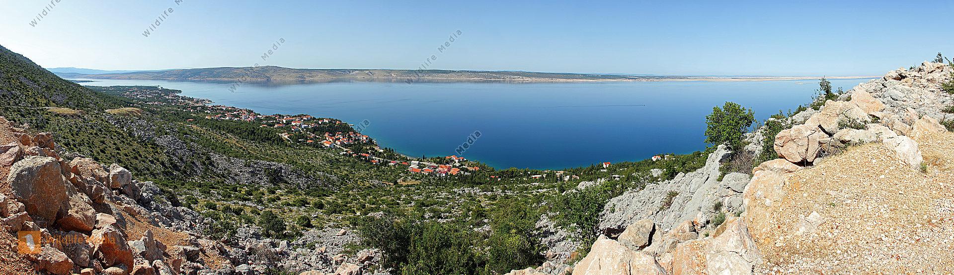 Starigrad-Paklenica Panorama