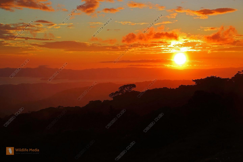 Sonnenuntergang Monteverde
