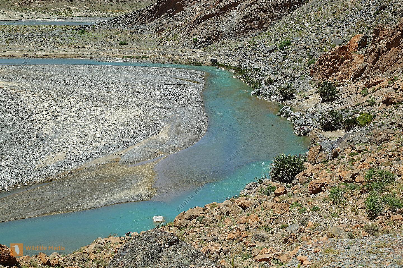 Flusstal Marokko