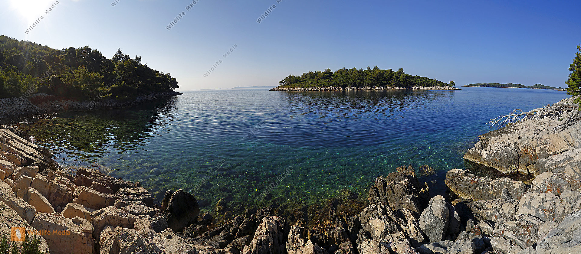 Korcula Panorama