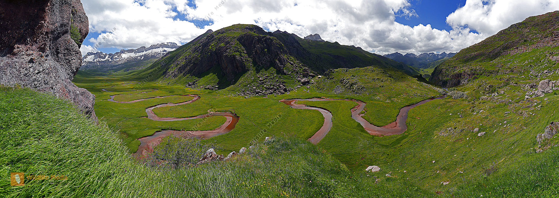 Valle de Aguas Tuertas Panorama