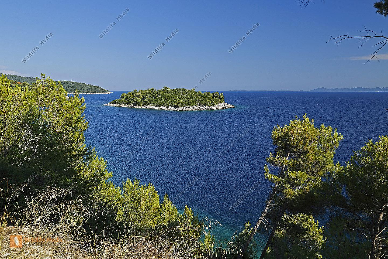 Korcula Insel