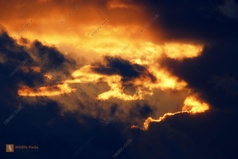 Sonnenuntergang in der Wachau