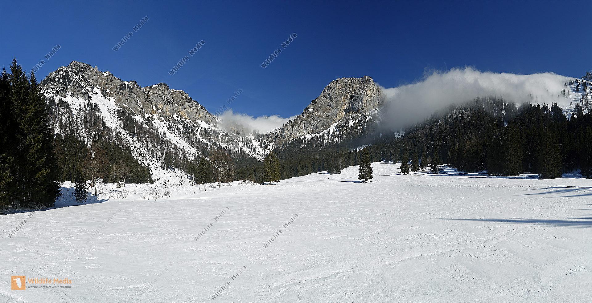 Frauenmauer Panorama