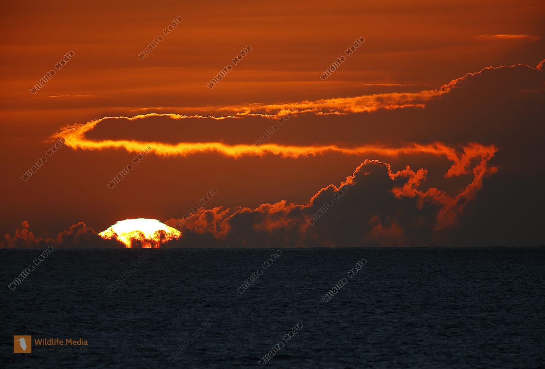 Sonnenuntergang Lanzarote