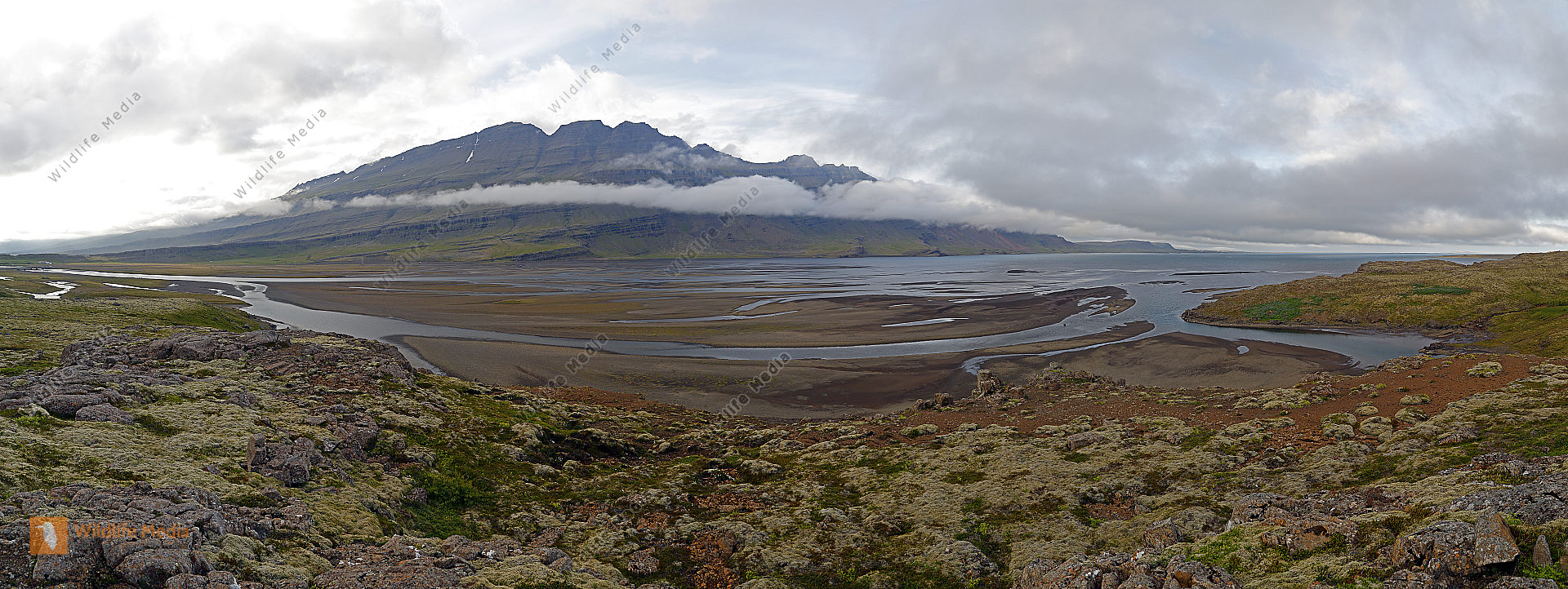 Fjord bei Egilsstadir