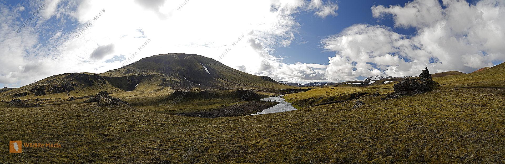 Landmannalaugar Panorama
