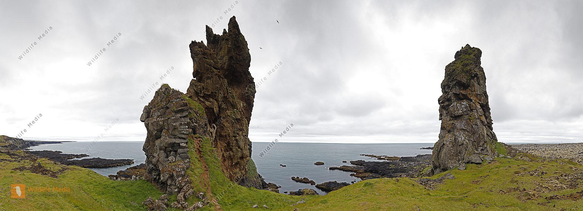Pufubjarg Panorama