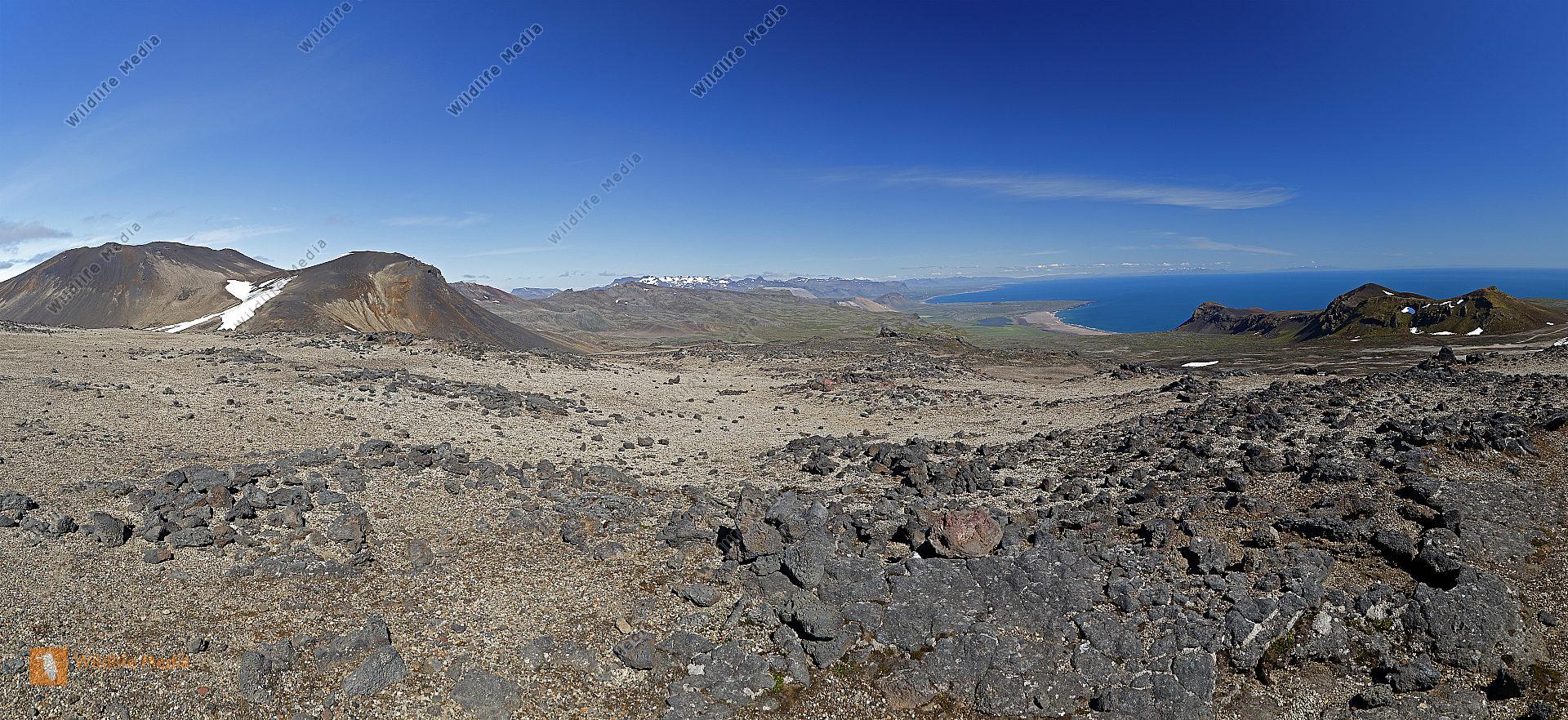 Snaefellsnes Panorama