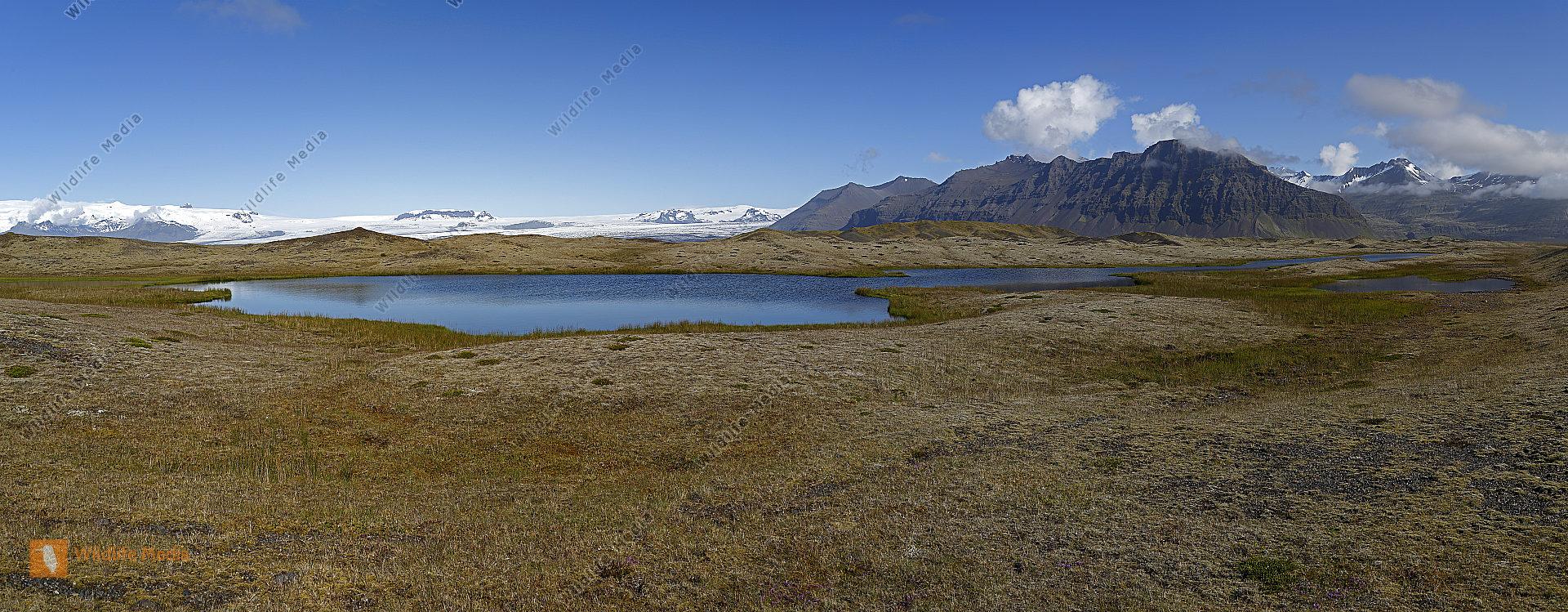 Vatnajökull Panorama