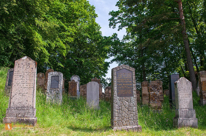 Jüdischer Friedhof in Sulzbürg