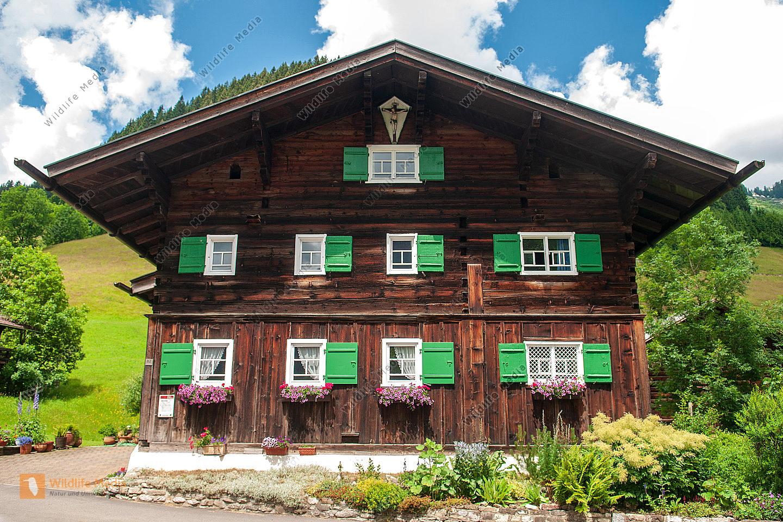 Walerhaus im Kleinwalsertal