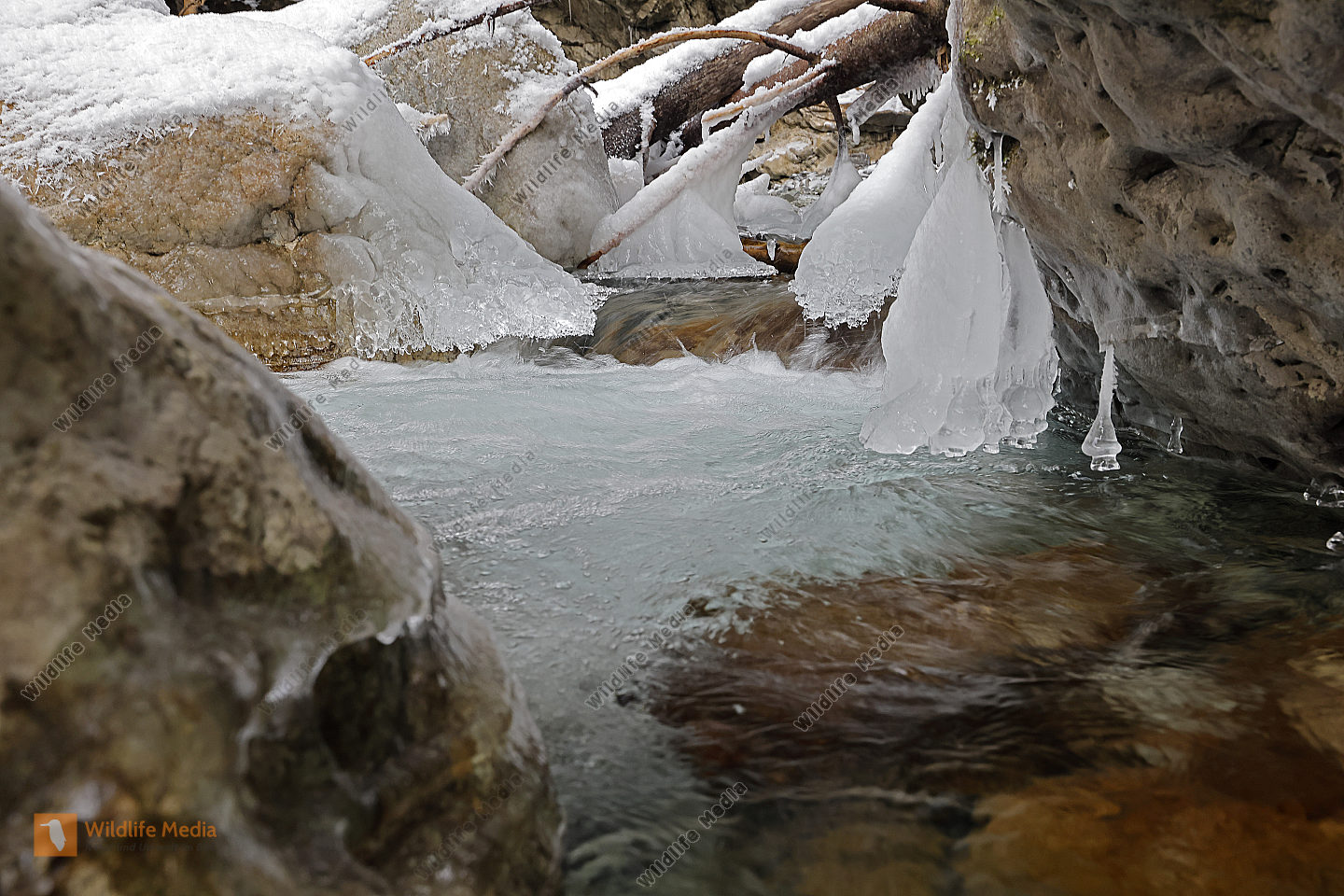 Taugler Strubklamm Winter