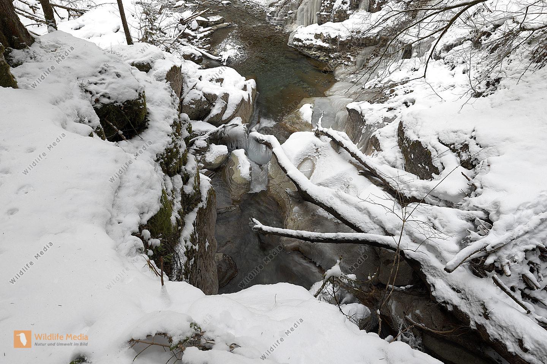 Taugler Strubklamm Winter